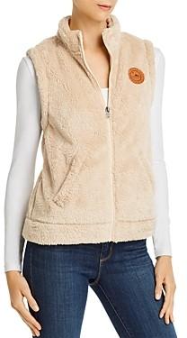 Roxy Sherpa Faux Fur Vest