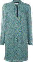 Saint Laurent floral print dress - women - Silk/Viscose - 38