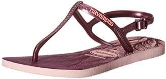 Havaianas Women's Freedom Sl Print Flip Flop Sandal