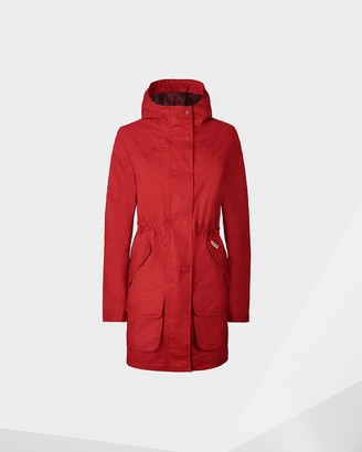 Hunter Women's Original Waterproof Cotton Hunting Coat