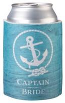 Aqua Captain Bride Cup Cozy