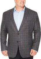 STAFFORD Stafford Merino Wool Sport Coats-Big and Tall