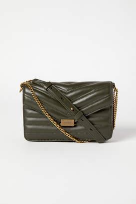 AllSaints Justine Flap Crossbody Bag