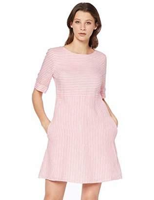 BOSS Casual Women's Elinny Dress,Light/Pastel Orange 835), (size: 42)