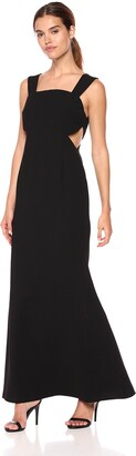 Jill Stuart Jill Women's Gown with Side Cut Out Detail