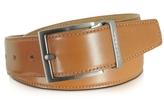 Moreschi Eton Tan Leather Belt