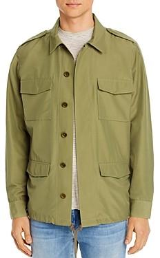 Frame Military Regular Fit Shirt Jacket
