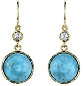 Irene Neuwirth Kingsman Turquoise Earrings