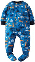 Carter's Graphic Footie (Toddler/Kid) - Sea Animals-5T