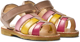 Angulus Coloured Open Toe Sandals