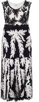 Studio 8 Plus Size Lizzie tapework maxi dress