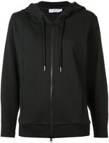 adidas by Stella McCartney drawstring hoodie - women - Cotton - L