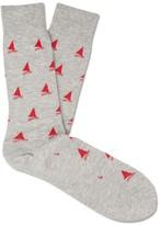 J.Mclaughlin Sailboat Socks