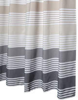 Glucksteinhome Multi Striped Shower Curtain