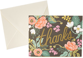 Rifle Paper Co. Birch Floral Thank You Cards