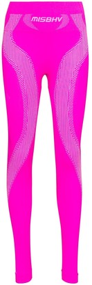 Misbhv Perforated Performance Leggings
