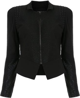 Tufi Duek appliqué jacket