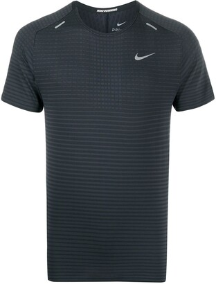 Nike geometric print T-shirt