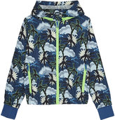 Stella Mccartney Scout Hooded Bomber Jacket 4-14 Years