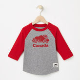 Roots Toddler Canada Baseball T-shirt