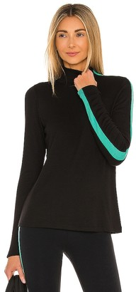 Splits59 Montana Rib Turtleneck Top