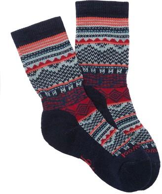 Smartwool Dazzling Wonderland Wool Blend Crew Socks