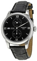 Tissot Le Locle Automatic Black Dial Men's Watch, 39mm