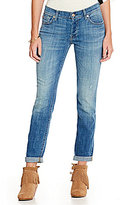 7 For All Mankind Josefina Straight-Leg Boyfriend Jeans