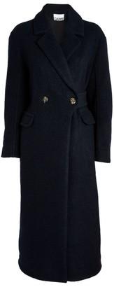 Ganni Longline Coat