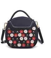 Urban Expressions Flowery Mini Crossbody Bag