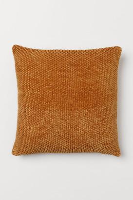 H&M Chenille Cushion Cover
