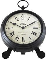 Asstd National Brand FirsTime Station Pocket Watch Wall Clock