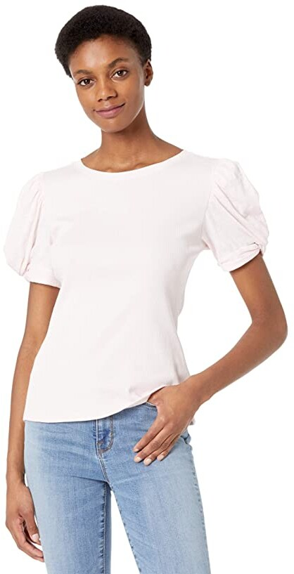 Thumbnail for your product : 1 STATE Puff Short Sleeve Tee