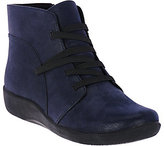 Clarks As Is Cloud Steppers Gore Lace-up Boots - Sillian Jane