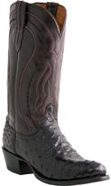 Lucchese Men's Since 1883 M1608. R4 Rounded Toe Cowboy Heel Boot