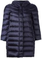 Hetregó zip up padded coat