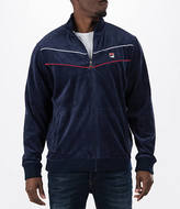 Fila Men's Piped Velour Jacket