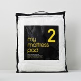 Bloomingdale's Twin Mattress Pad, Level 2 - 100% Exclusive