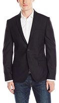 Kenneth Cole New York Kenneth Cole Men's Pinstripe Sportcoat