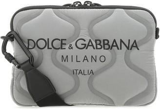 Dolce & Gabbana Palermo Tecnico Crossbody Bag