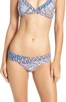 Lucky Brand Women's Hailey Reversible Bikini Bottoms
