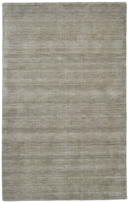 Feizy Celano Solid Hand-Woven Rug