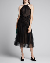 Jason Wu Collection Starry Night Lace Cocktail Dress