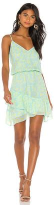 Karina Grimaldi Love Print Dress
