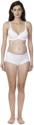 Noppies Women's Maternity Damen Nursing Bra Padded Basic White