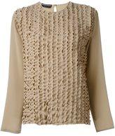 Rochas 'Ropi' blouse