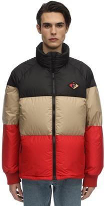 Burberry Zip-Up Tech Down Jacket