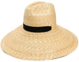 Alanui Woven Sun Hat