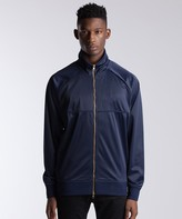 SikSilk Poly Tricot Track Top