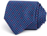 Salvatore Ferragamo Micro Gancini Classic Tie